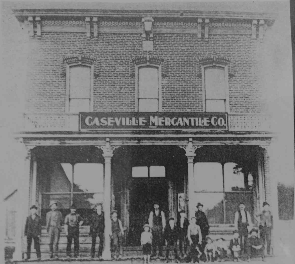 Mystery of Caseville Mercantile Co.